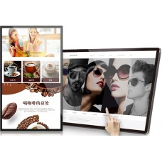 "43""/55"" 4K  wireless touched  android system digital signage displays"
